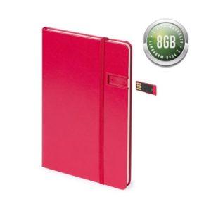 Ref. 5169 - Bloc de notas USB
